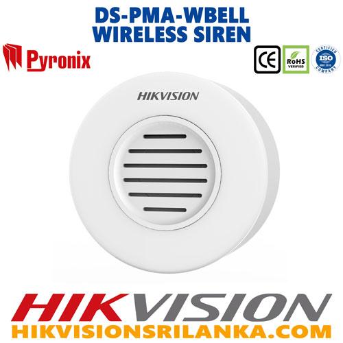 DS-PMA-WBELL-WIRELESS-SIREN-HIKVISION