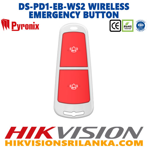 DS-PD1-EB-WS2-WIRELESS emergency button