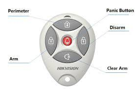 Hikvision DS-19K00-Y Remote Control