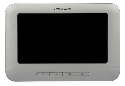 Video Door Phone: Hikvision DS-KIS203 (1 subscriber, vandal-proof)